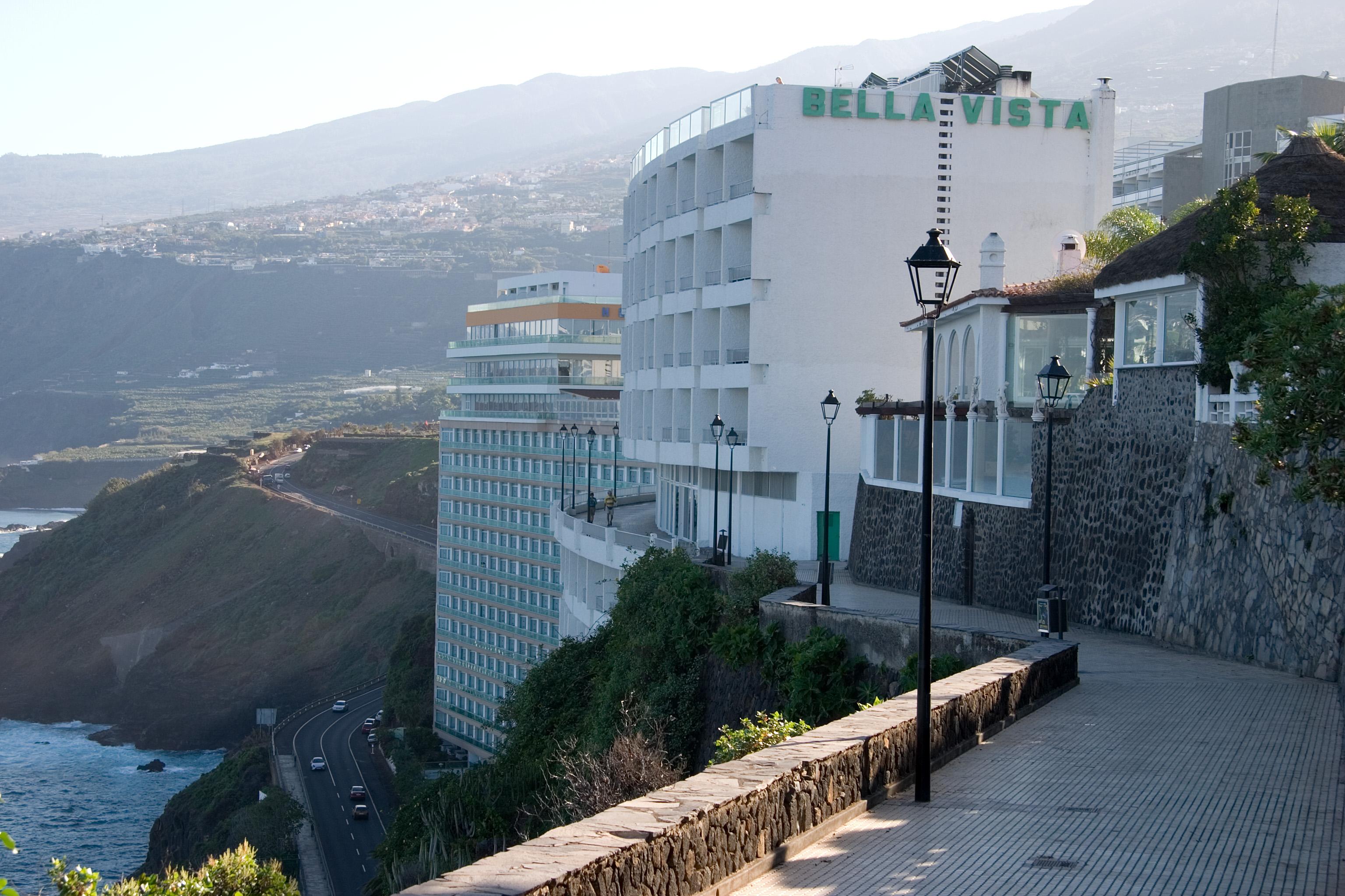 Tenerife 2005 1 8 - Hotel bellavista puerto de la cruz ...